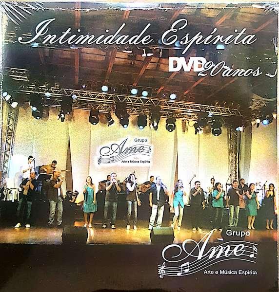 DVD - Intimidade espirita