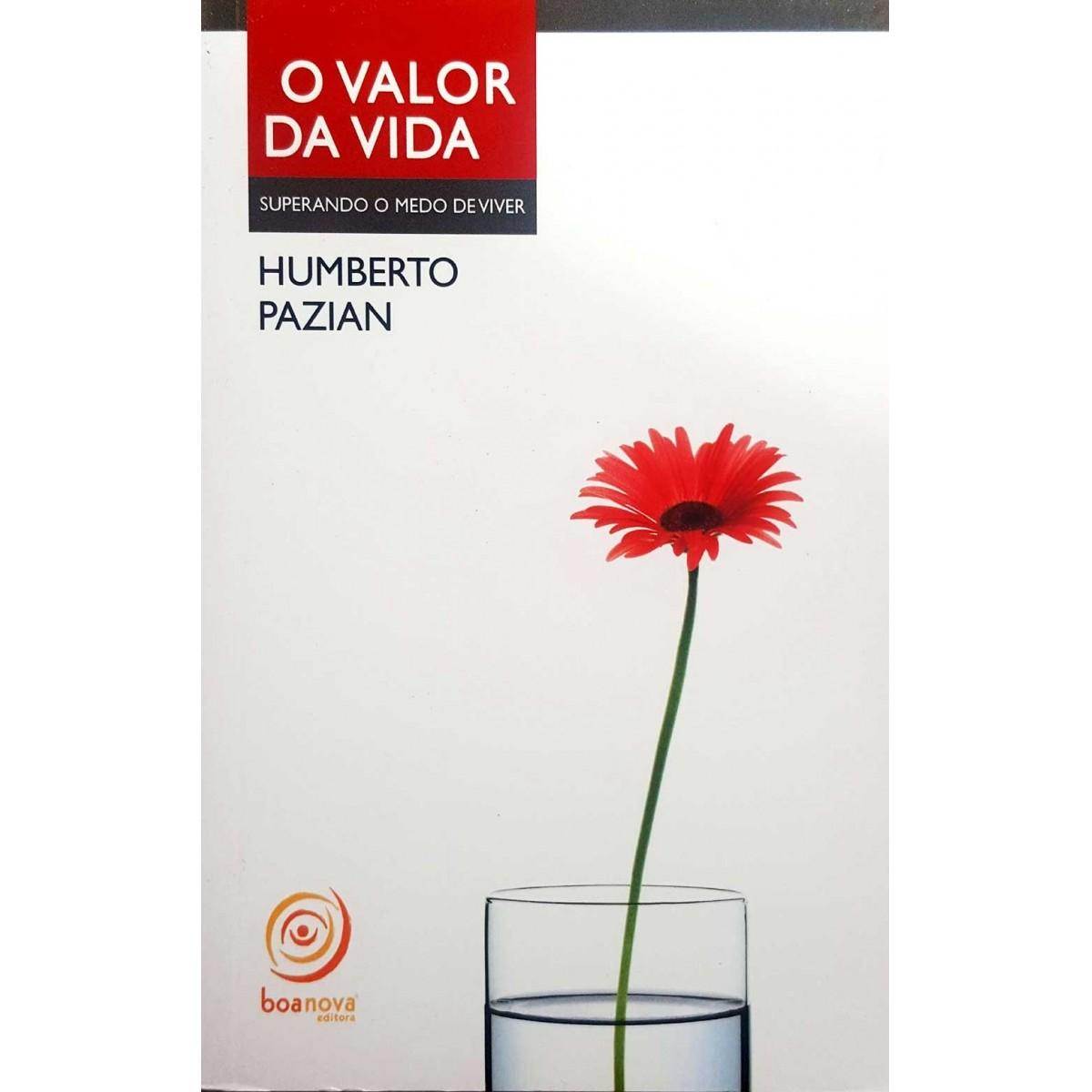 Livro - Humberto Pazian - O Valor da Vida