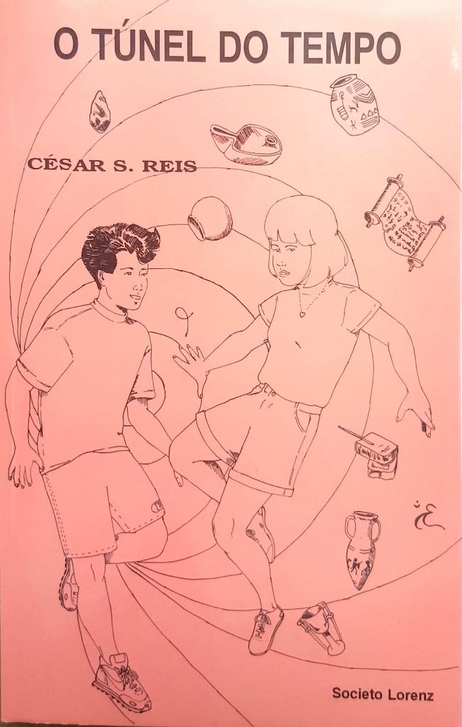 Livro - César Reis - O túnel do tempo