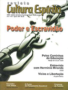 Revista Cultura Espírita 05 - Poder e Escravidão