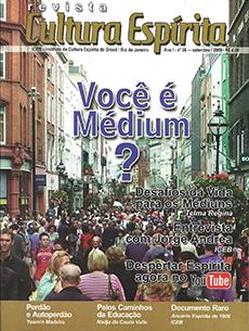 Revista Cultura Espírita 06 - Você é Médium?