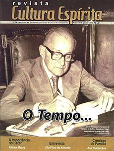 Revista Cultura Espírita 10 - O Tempo