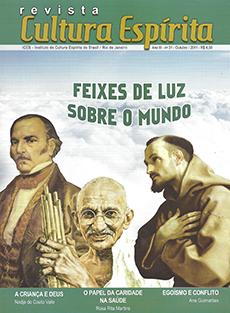 Revista Cultura Espírita 31 -  Feixes de Luz sobre o Mundo