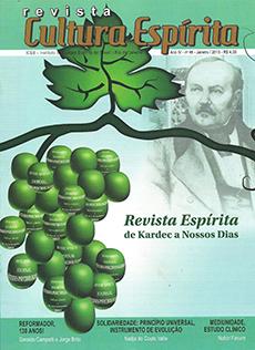 Revista Cultura Espírita 46 -  A Revista Espírita – de Kardec a Nossos Dias