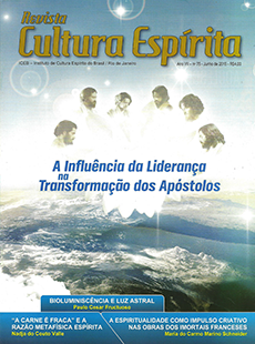 Revista Cultura Espírita 75 -  Bioluminiscência e Luz Astral