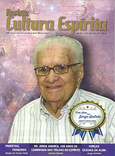 Revista Cultura Espírita 89 - Cem Anos com Jorge Andréa