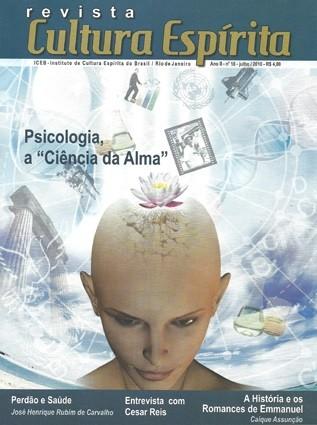 Revista Cultura Espírita - Nº 16 - Setembro 2013