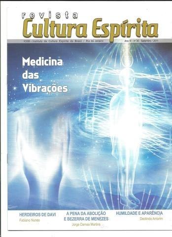 Revista Cultura Espírita - Nº 30 - Novembro 2012