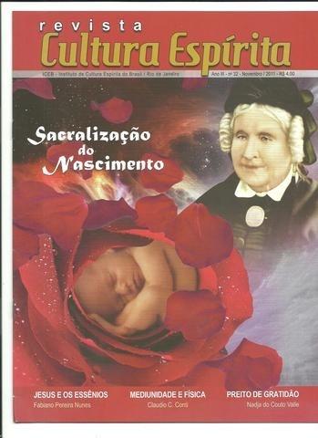 Revista Cultura Espírita - Nº 32 - Novembro 2010