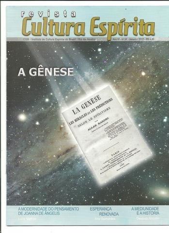 Revista Cultura Espírita - Nº 34 - Março 2016