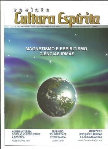Revista Cultura Espírita - Nº 39 - Maio 2012