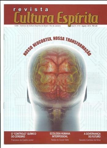 Revista Cultura Espírita - Nº 41 - Junho 2015