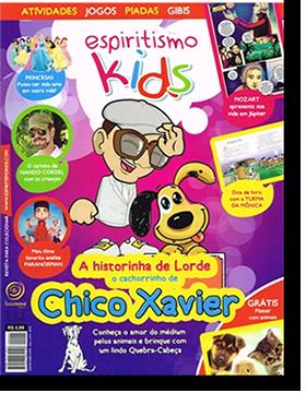 Revista Espiritismo Kids 02 - A História de Lorde