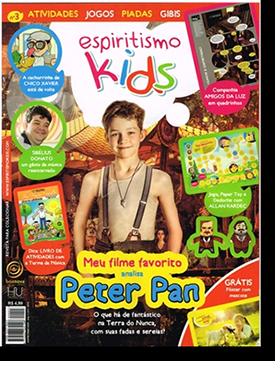 Revista Espiritismo Kids 03 - Peter Pan