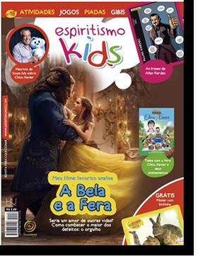 Revista Espiritismo Kids 18 - A Bela e a Fera