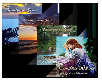 KIT - ORAÇÕES DIÁRIAS | 4 CDs - PROMOÇÃO