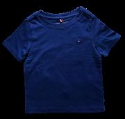 7a0d3252fd Camiseta Básica Colorida Tommy Hilfiger
