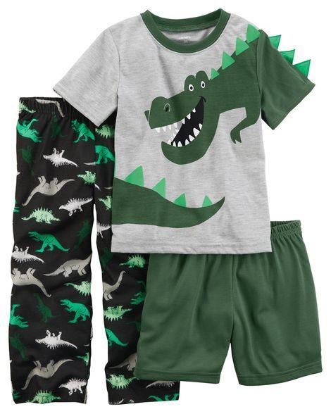 Pijama Dinossauro Carter s - Trendy Baby 03017c31b1