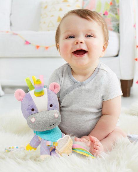 Unicórnio Pelúcia Skip Hop - Trendy Baby a4939c09ff