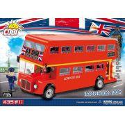ONIBUS DE LONDRES BLOCOS PARA MONTAR COM 435 PCS