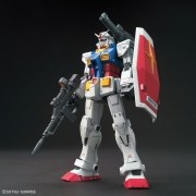 RX-78-02 GUNDAM THE ORIGIN  HG 1/144 Bandai