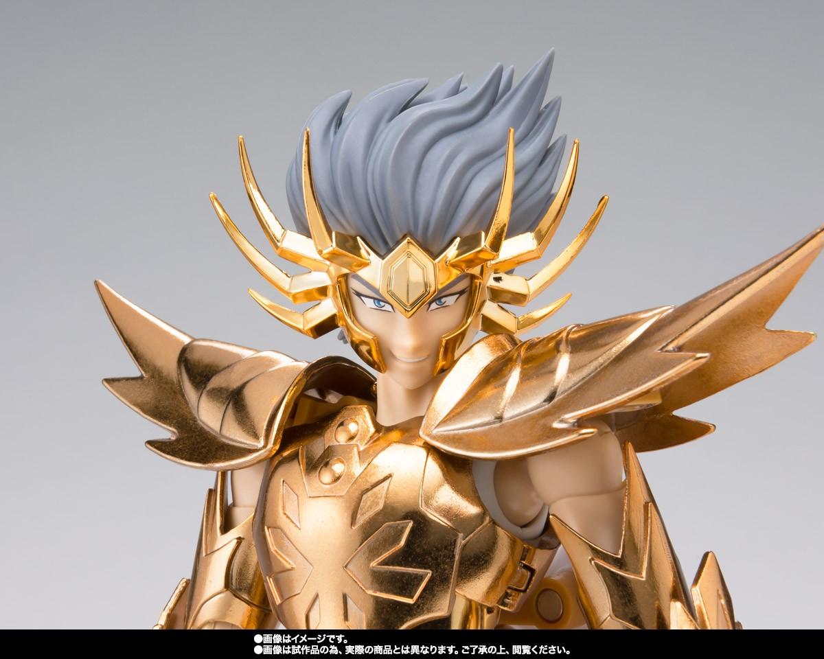 Figura Mascara da Morte de Cancer OCE - Saint Seiya - Cloth Myth EX Bandai