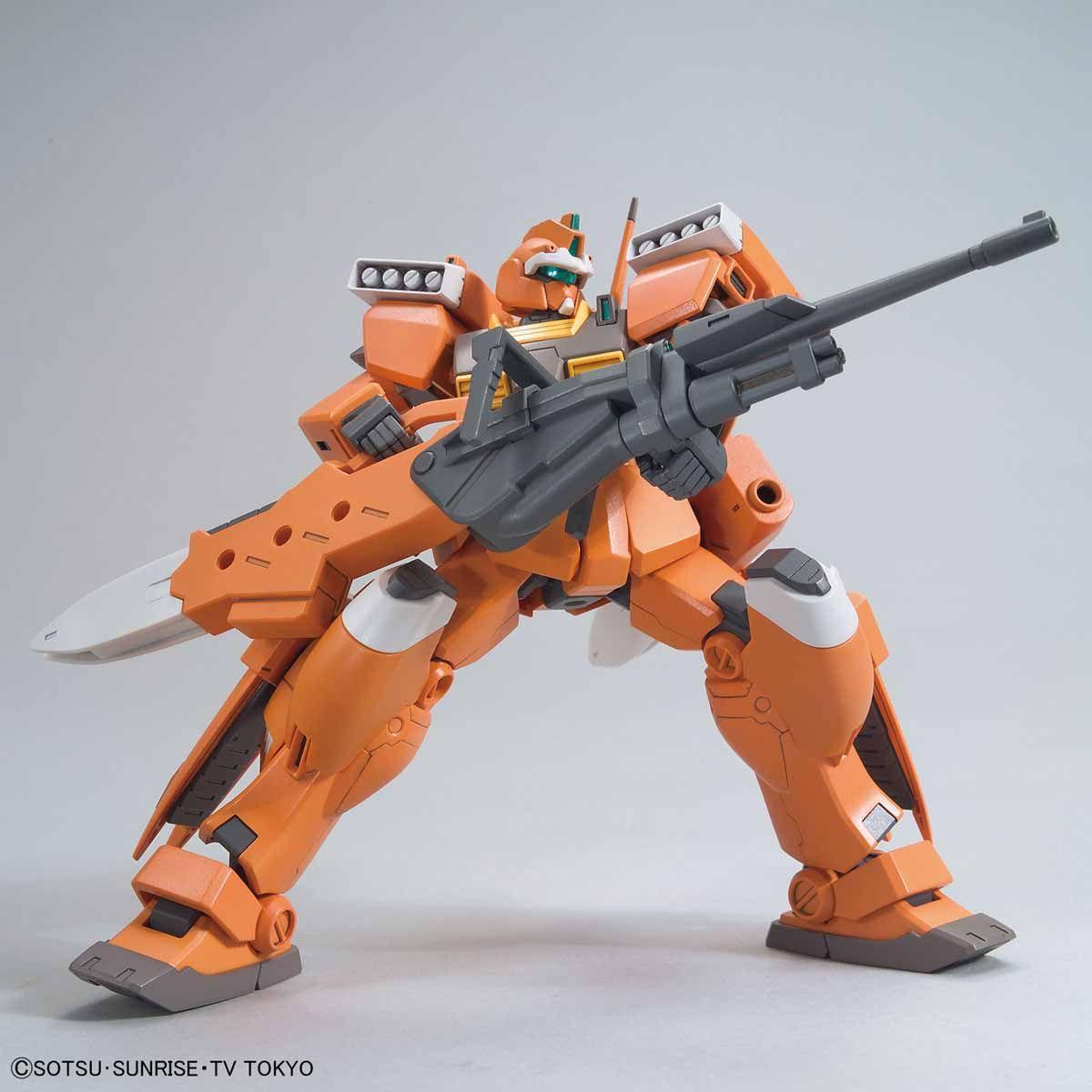 GM III Beam Master HG 1/144 Bandai