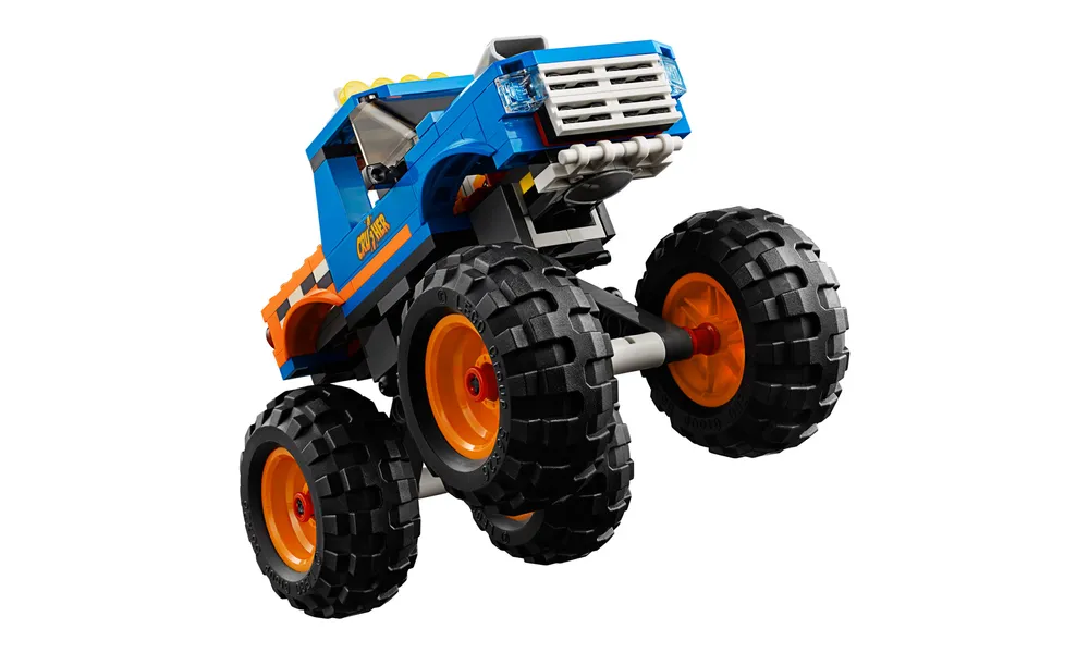 LEGO CITY MONSTER TRUCK 192 PCS