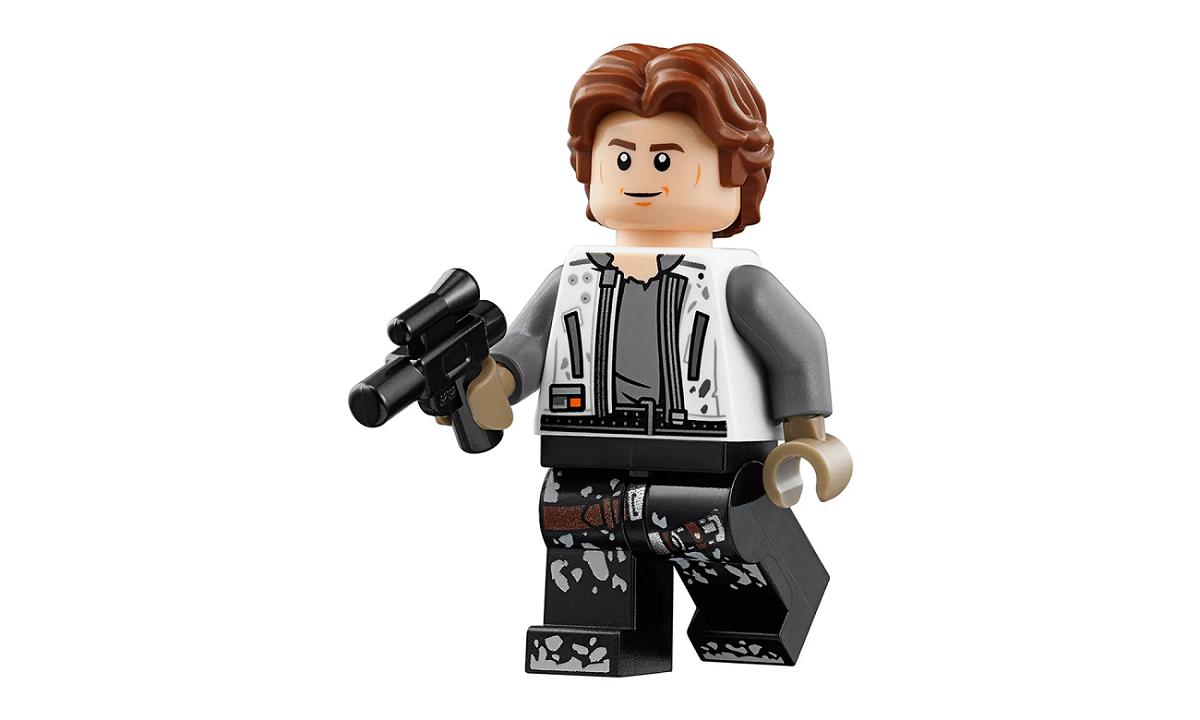 LEGO Star Wars - O Landspeeder do Han Solo