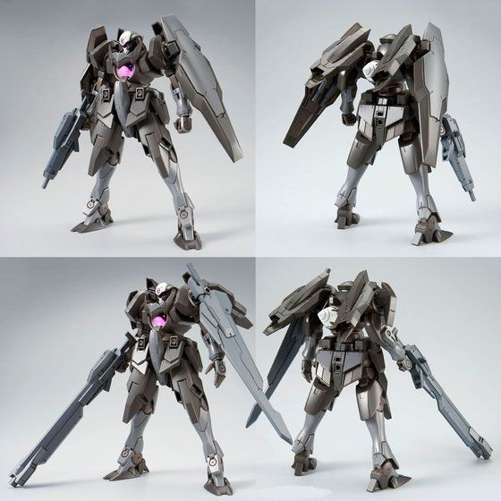 Limited Hg 1/144 Gn-x Iv (comnander Type) Bandai