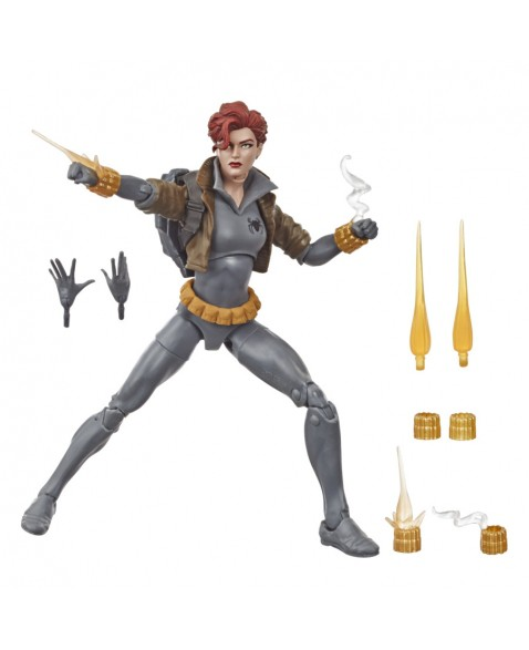 "[PRE VENDA] AVENGERS LEGENDS FIGURA 6"" GRAY - COMIC E8713"