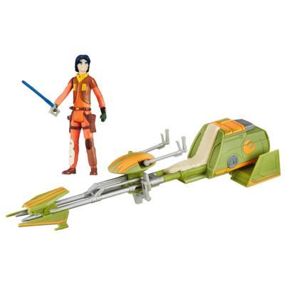 Star Wars: Ezra Bridger's Speeder