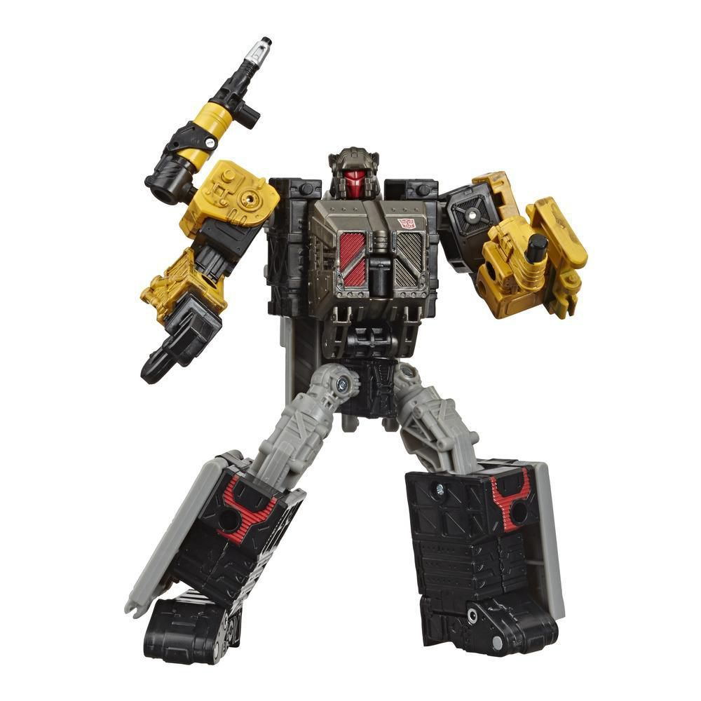 TRANSFORMERS Earthrise WAR FOR CYBERTRON TRILOGY SERIES Ironworks