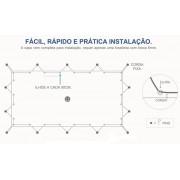 Capa De Pisciana 7X3 - Lonaleve 200 Micras