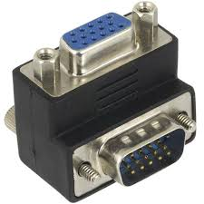 Adaptador VGA em L