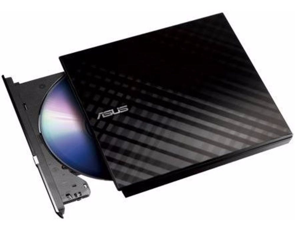 Gravador E Leitor Cd/dvd Externo Asus Stylish Diamond