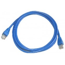 Patch Cord U/utp Gigalan Cat.6 Cm T568a/b 1,5m Azul