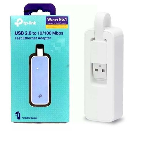 TP-LINK USB 2.0 UE200 ADAPTER ETHERNET