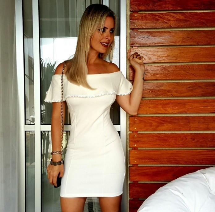 Vestido Colege III