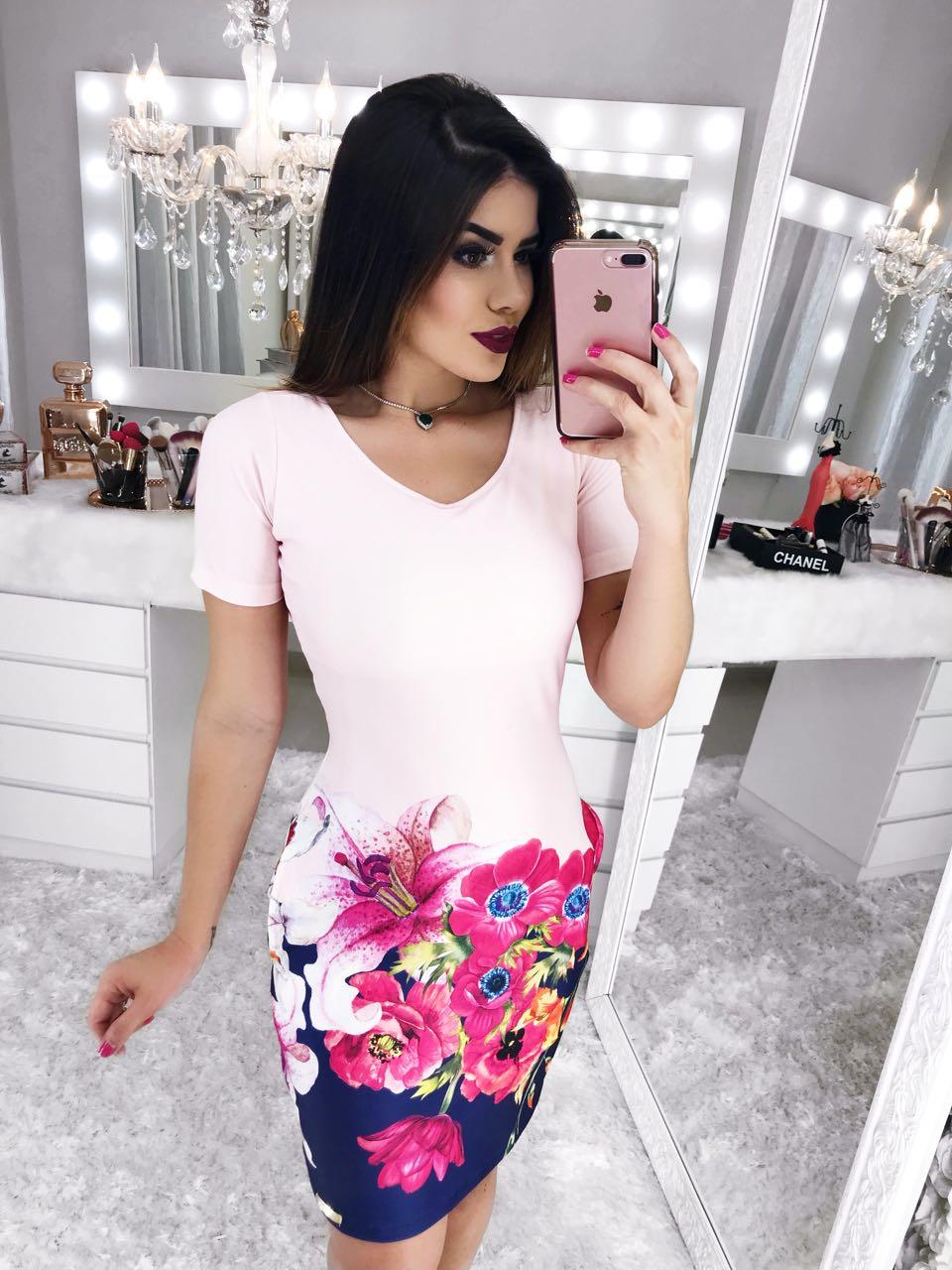 Vestido Florexotica