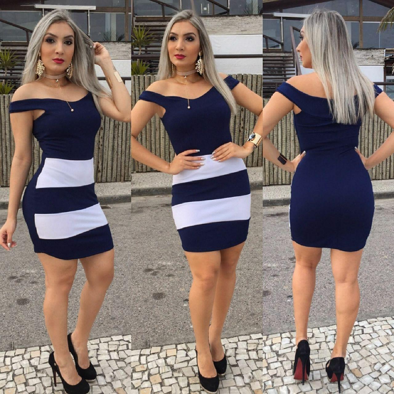 Vestido Glamour I