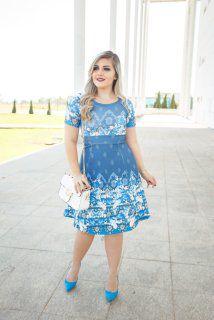 Vestido Princesa Evangelica