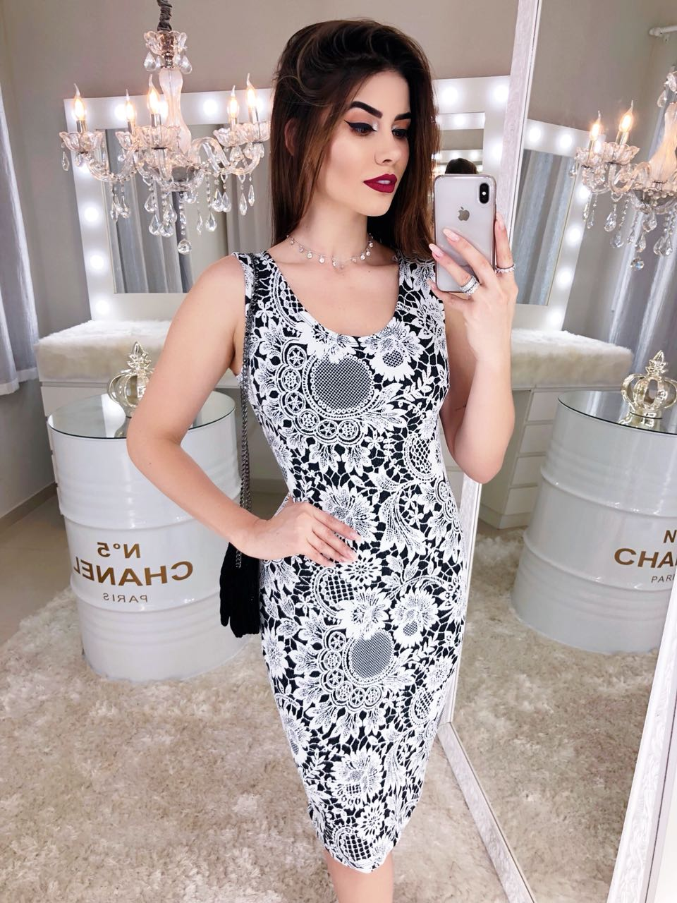 Vestido Sabina Regata