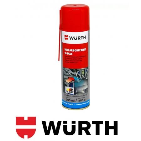 Descarbonizante W-MAX (300Ml/200Gr) Wurth