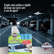 Kit Lava Auto A Seco - Rodabrill