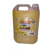 Shampoo Lava Auto Cremoso 5 Litros ( Diluição 1X40) Gitanes.