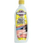 Shampoo Lava Autos C/ Cera (500 Ml) - Rodabrill