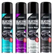 Silicone Bucas Spray Perfumado (300 ml) Rodabrill