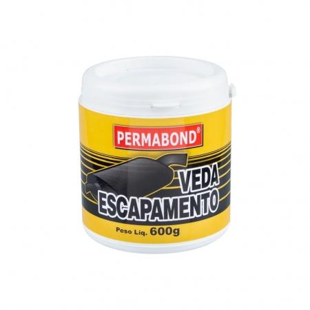 Veda Escapamento (Pote 600 Gr) - Permabond