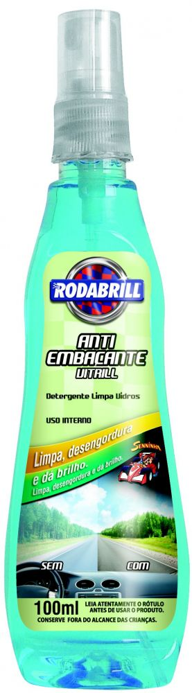 Anti-Embaçante (100Ml) Rodabrill